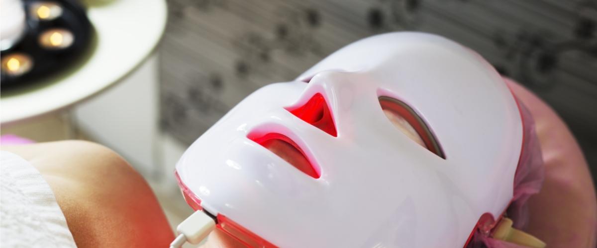 masque led anti age