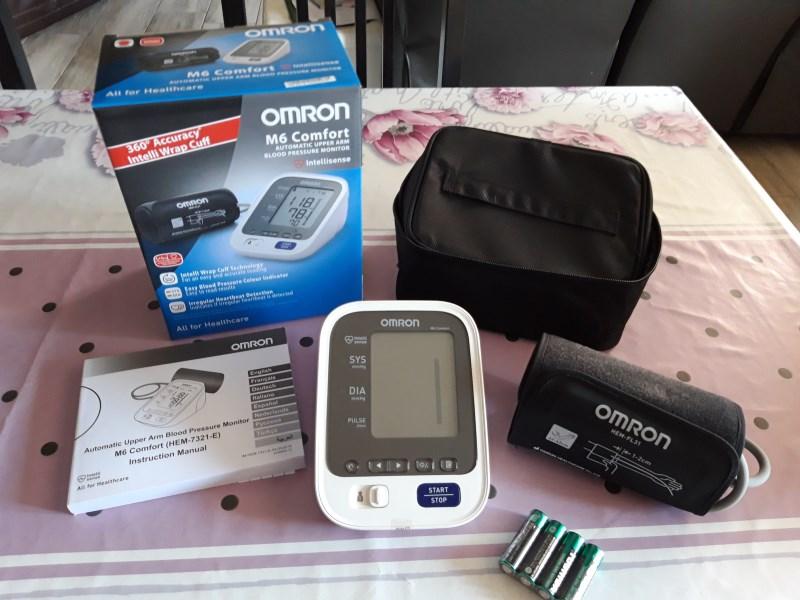 tensionmetre-omron-comfort-m6
